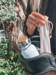 Grab 'N' Go Straw and Cutlery Set - The Greater Goods Collective Eco Products