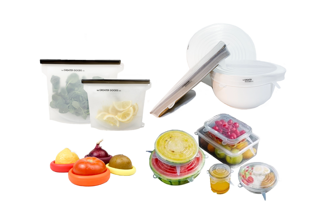 Ultimate Kitchen Bundle - The Greater Goods Collective Eco Products