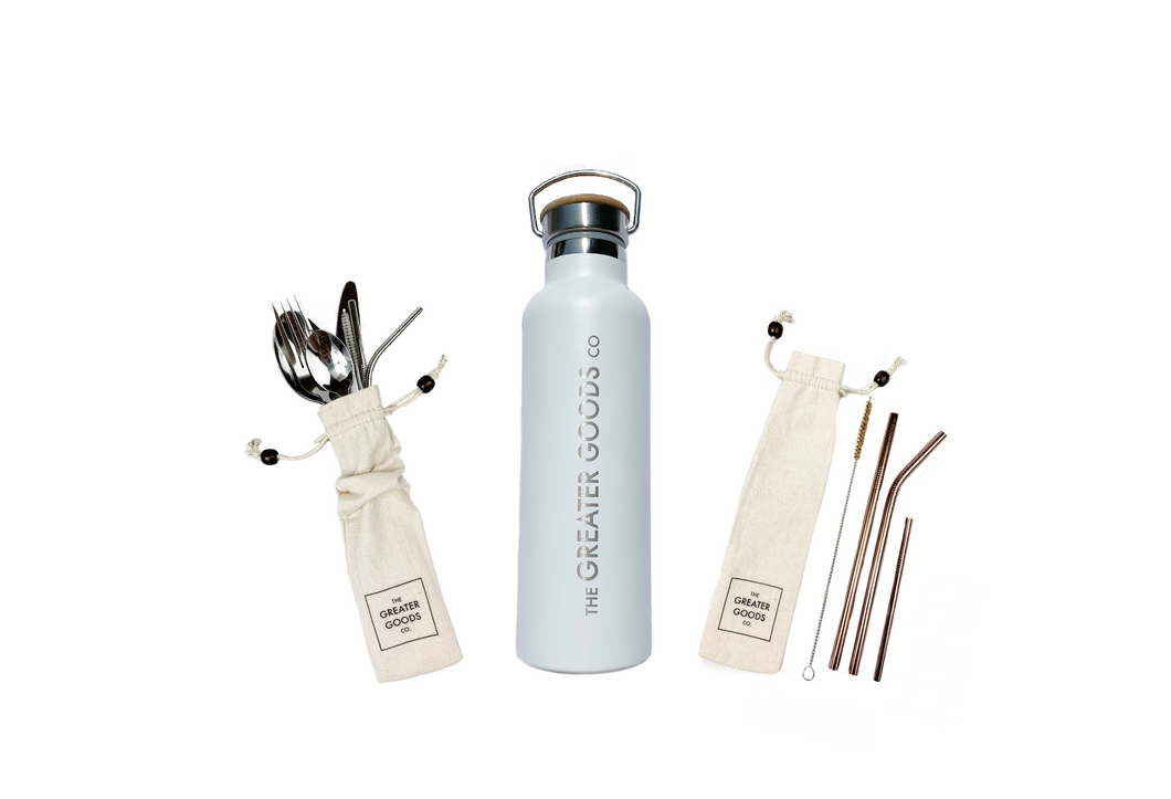 Always On the Go - The Greater Goods Collective Eco Products