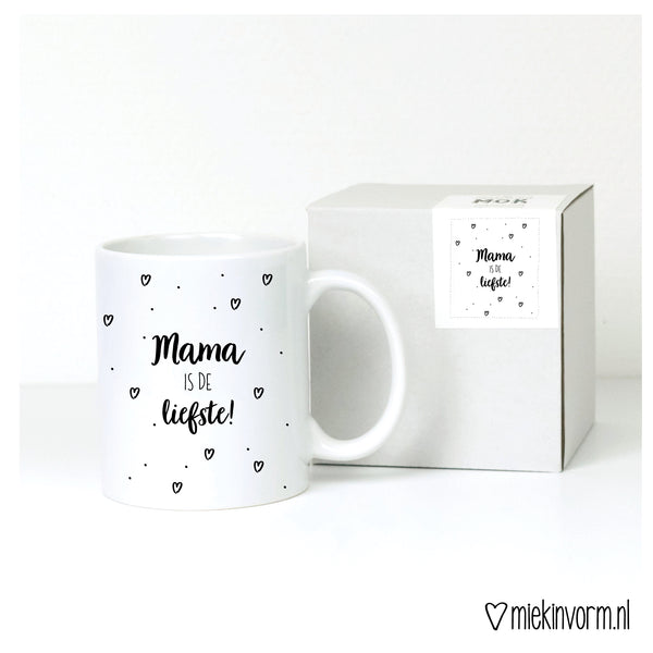 Mok | Mama is de liefste