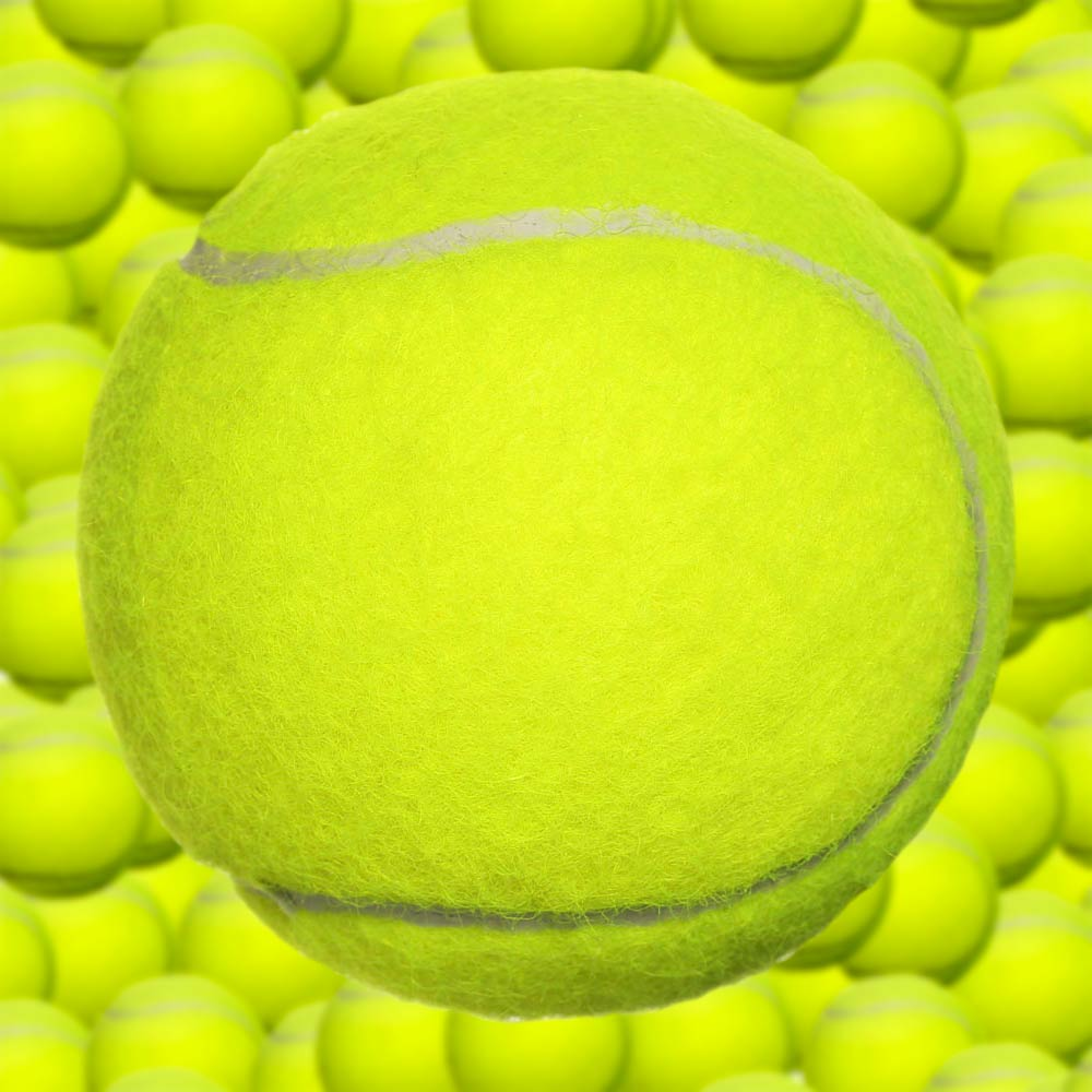 Tennis Balls 120pk - Yellow