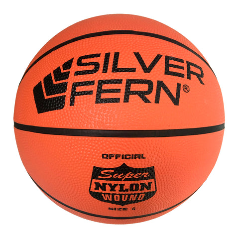 Silver Fern Basketball