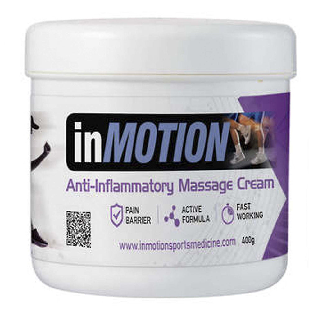 Anti-Inflammatory Massage Cream