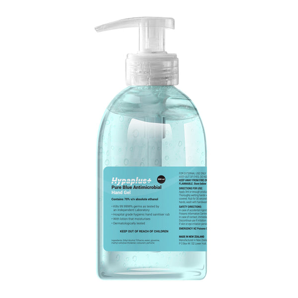 Hypaplus+ NZ Made Hand Sanitiser - 500ml