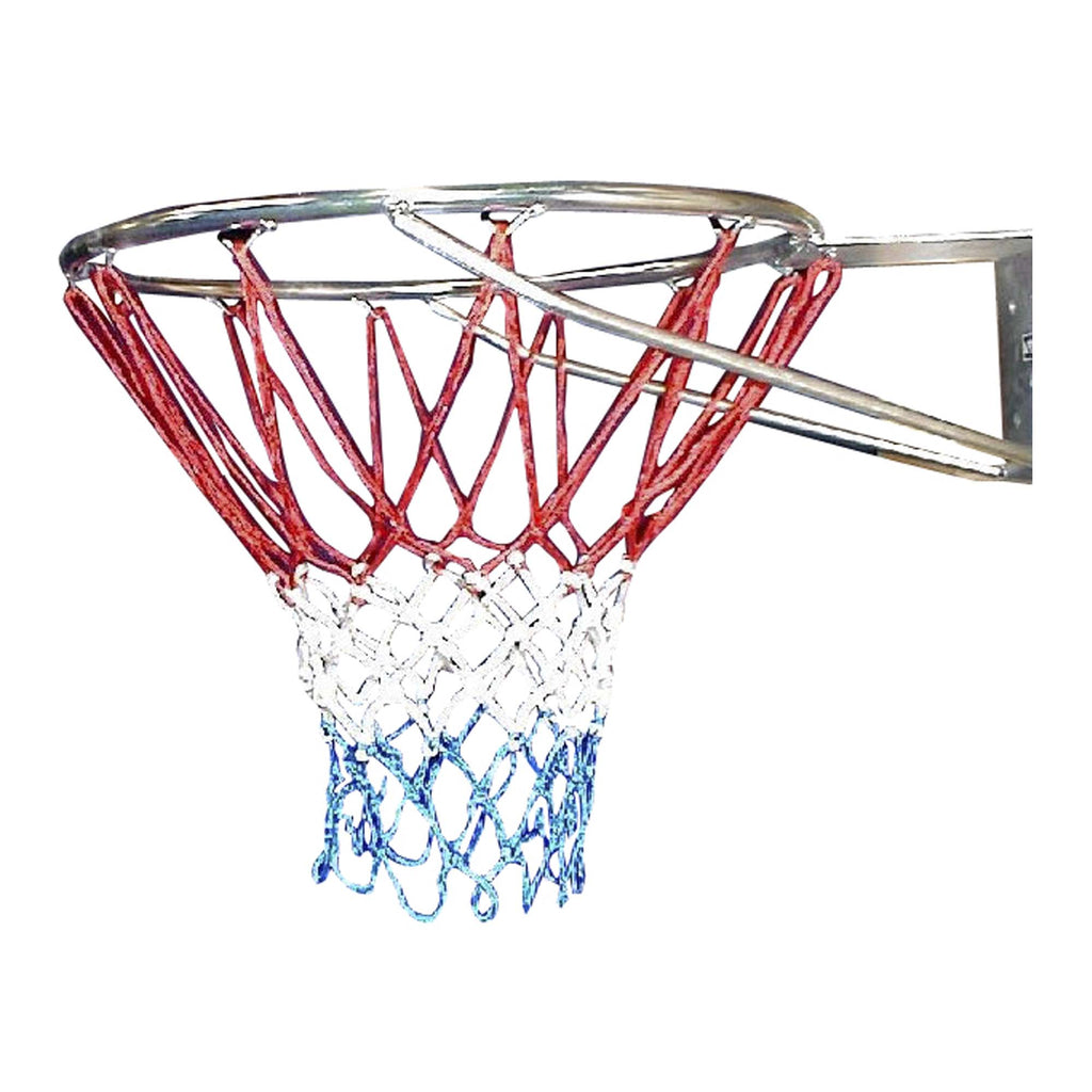 Netball Net - Red/White/Blue