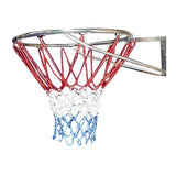 Basketball Net - Standard Red/White/Blue