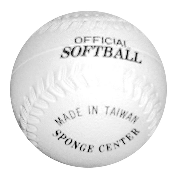 Soft Sponge Centre Softball