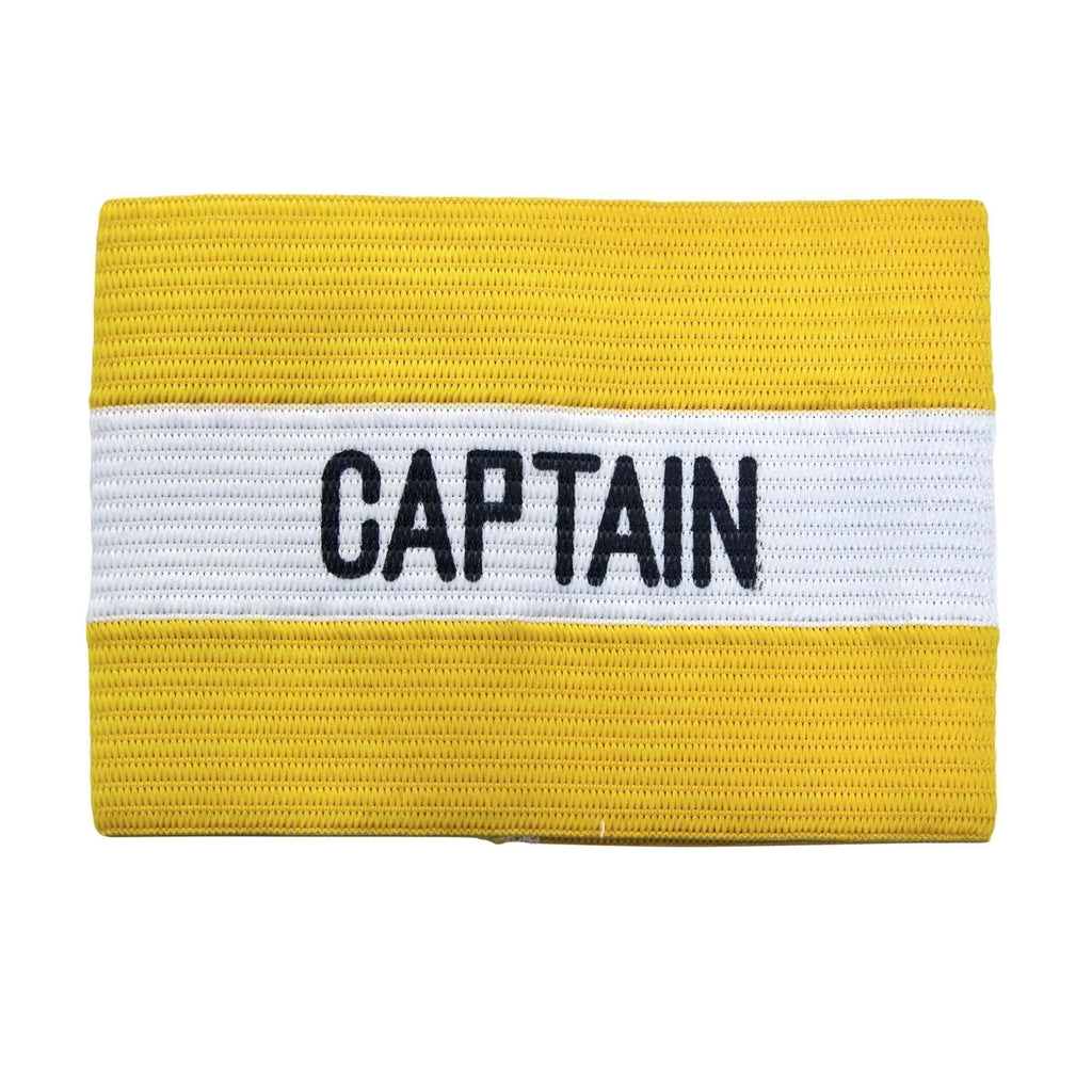 Captains Armband Yellow