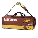 Mikasa 3-Ball Basketball Bag