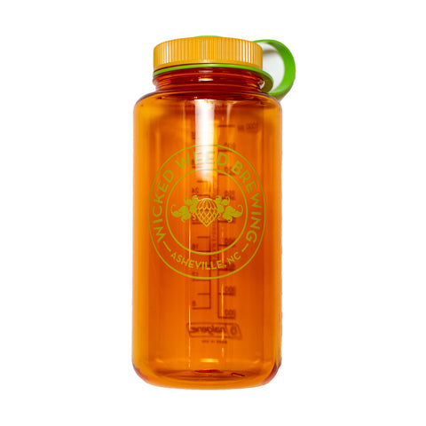 Wicked Weed 32oz Wide Mouth Nalgene Bottle