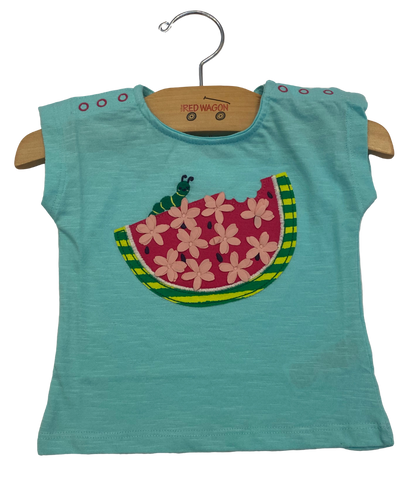 Blue Watermelon Tee