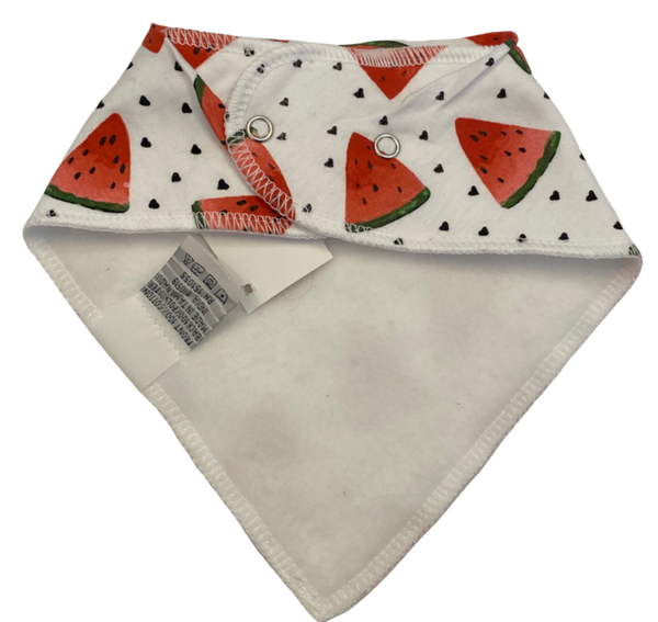 Watermelon Bandana Bib