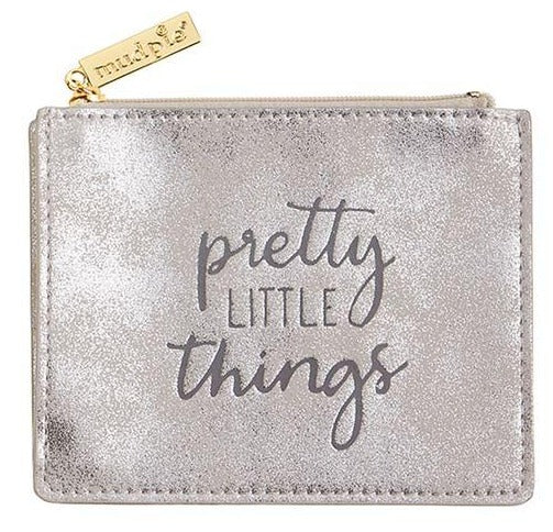 Silver Pretty Little Things Pouch
