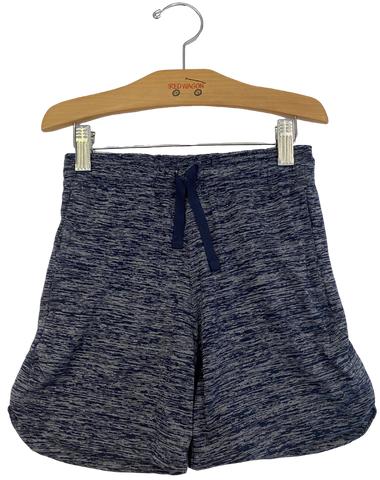 Blue Cloudy Shorts