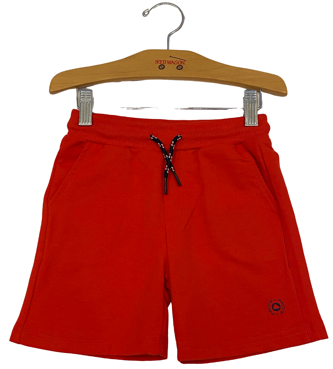 Red Sweat Shorts