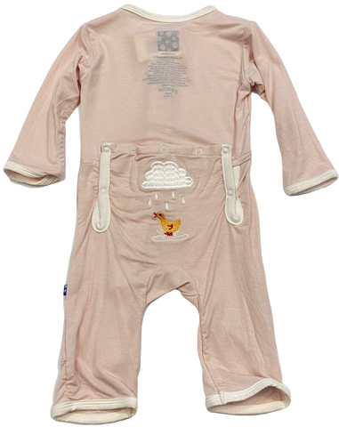 Light Pink Duck Coverall