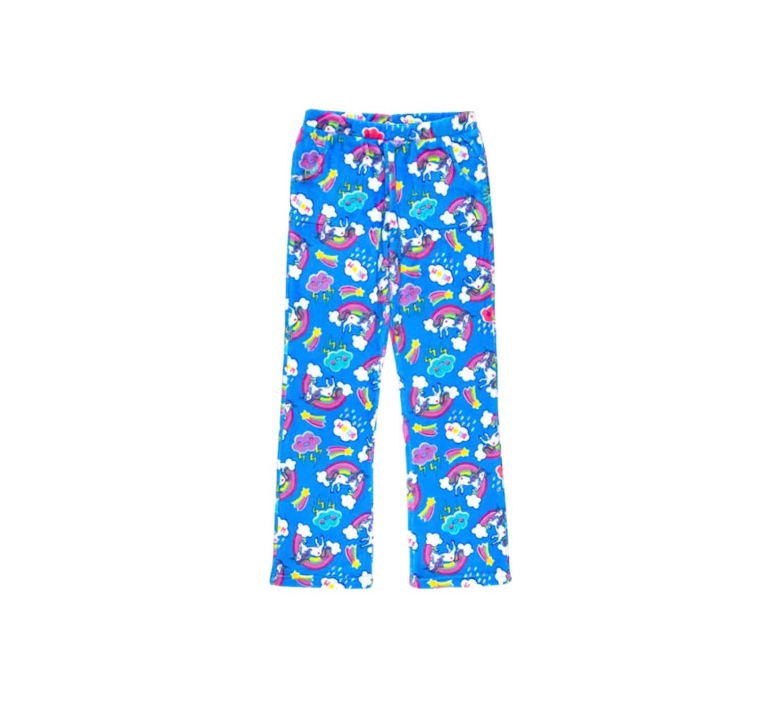 Blue Rainbow Unicorn Lounge Pant