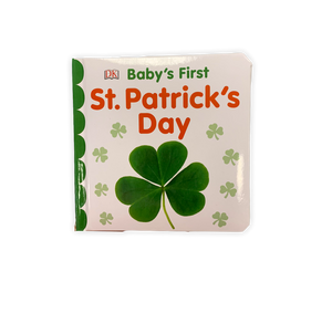 Baby's First St. Patrick's Day Board Book Front