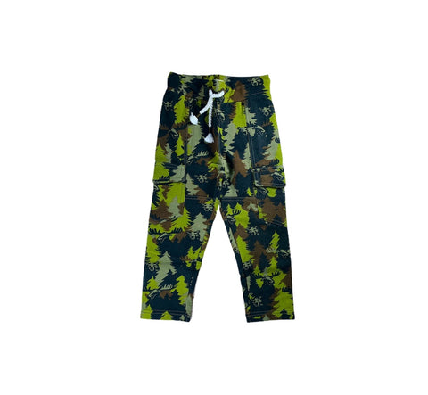 Forest Camo Joggers
