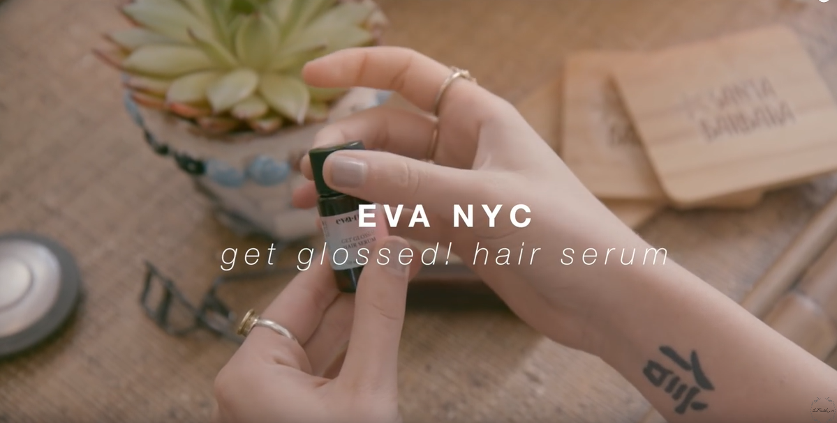 LaMadelynn's Stylish Curls Get Glossed! with Eva NYC