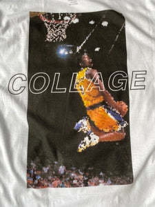 """The Goat Pack"" Black Mamba White Tee"