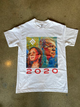 Load image into Gallery viewer, Biden & Harris White Tee