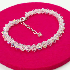 "Armband ""Delight S"" Crystal"