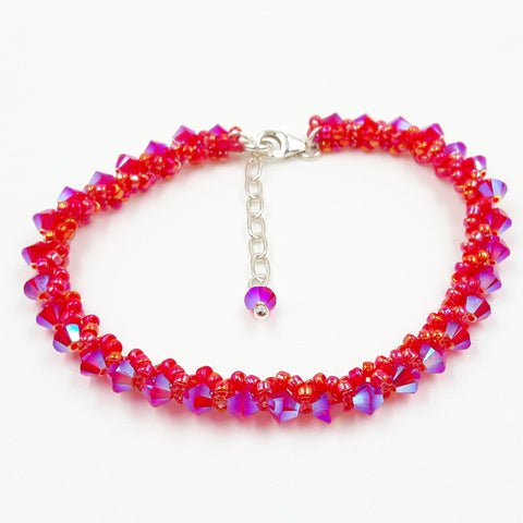 "Armband ""Delight S"" Pink"
