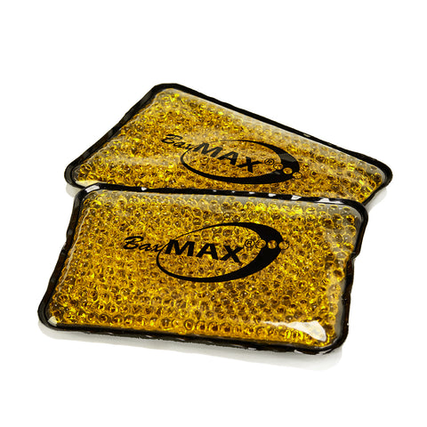 BaxMAX Back Support - Reusable Hot/Cold Therapy Packs