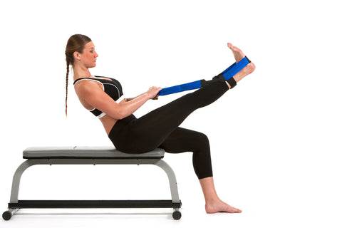 NEW PRODUCT**  IsoStrength Lite - Stretch your low back pain away!