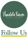 Follow Us on our social media channels at Vandula Farms