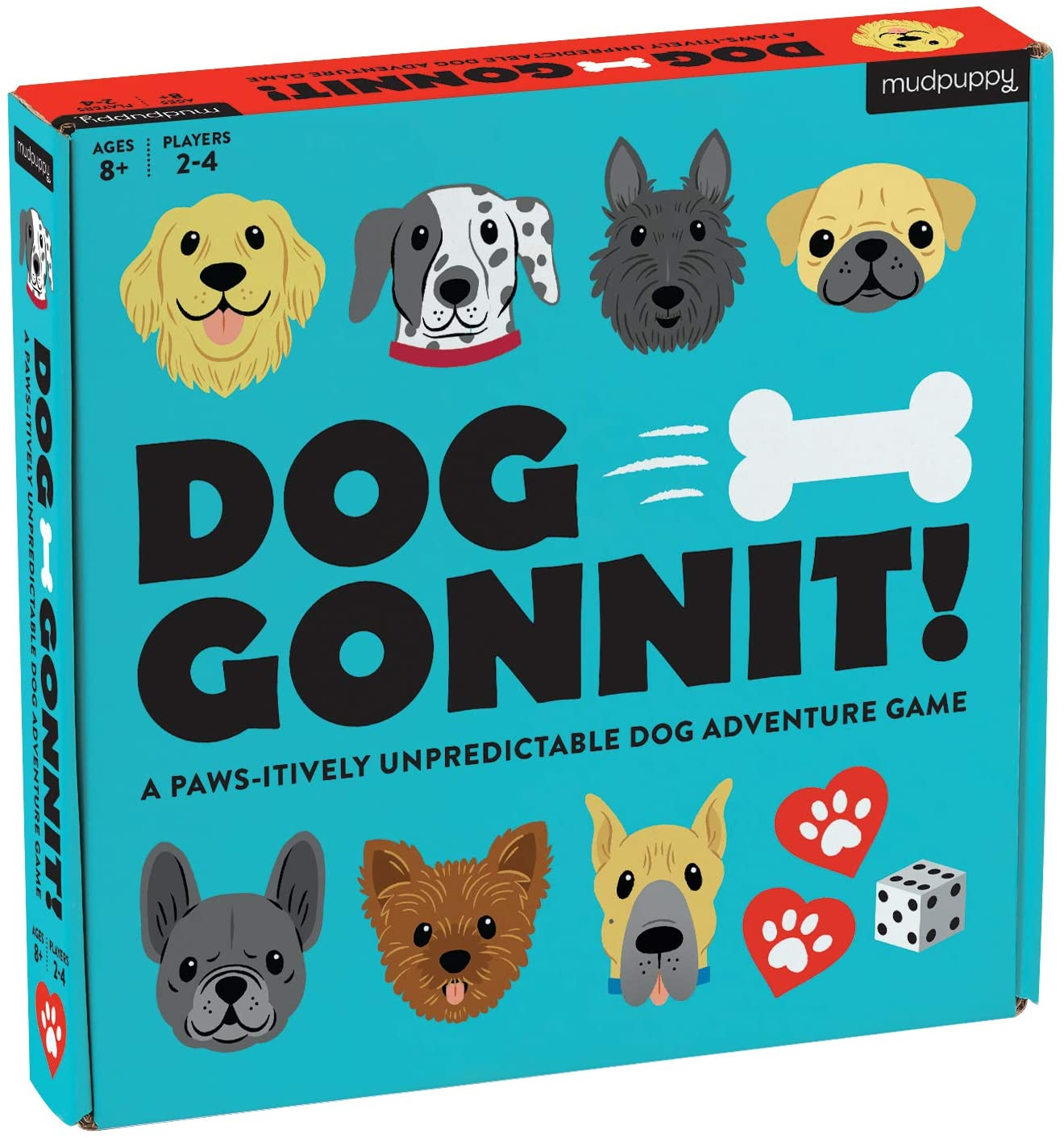 Dog-Gonnit Board Game