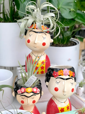 Frida Ceramic Vase - SOLD OUT