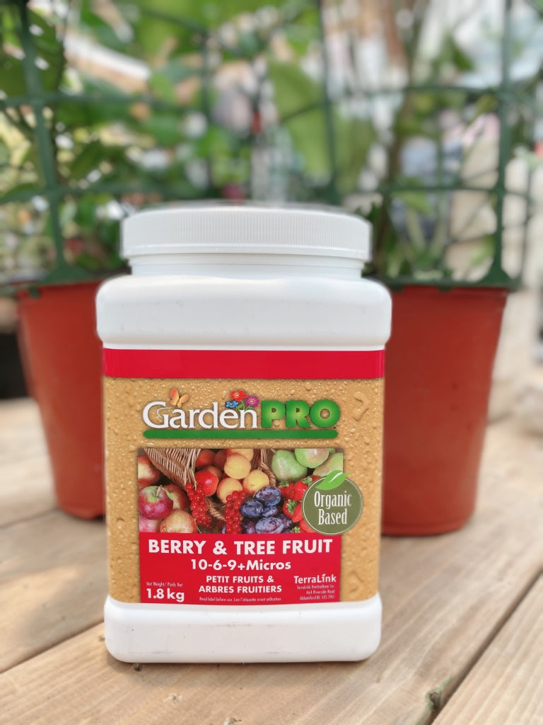 Garden Pro Berry & Tree Fruit