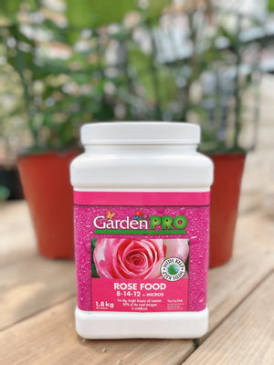 GardenPro Rose Food 1.8Kg