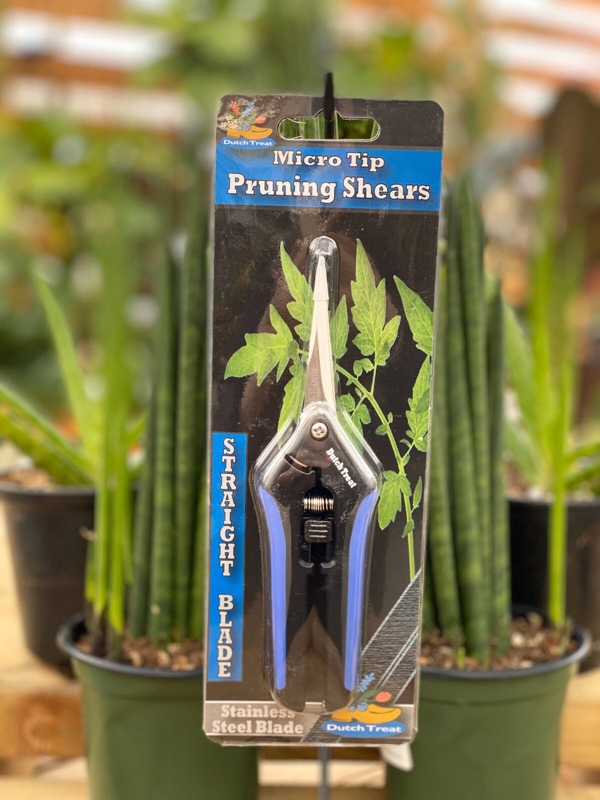 DutchTreat Micro Tip Pruning Shears