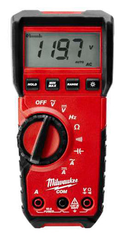 Milwaukee 2216-40 Digitalni multimeter - komercijalni - Vsegrad