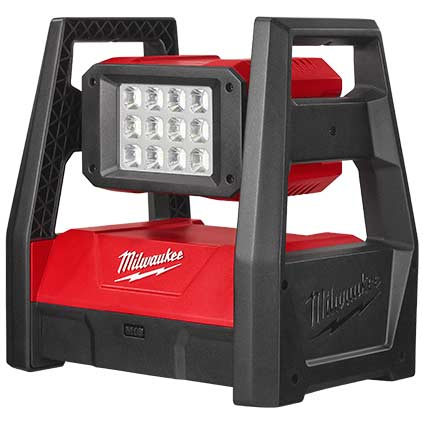 Milwaukee M18 HAL/0 LED prostorska svetilka visokih performans - Vsegrad