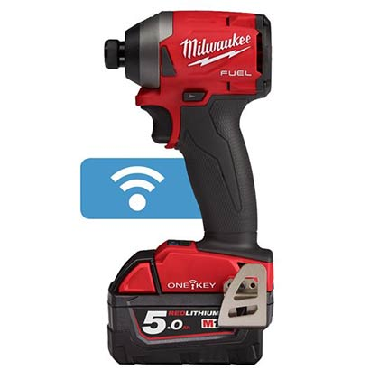 Milwaukee M18 ONEID2-502X FUEL ONE-KEY Akumulatorski udarni vijačnik FUEL 2GEN - Vsegrad
