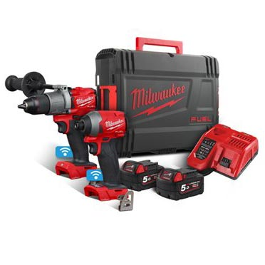 Milwaukee M18 ONEPP2A2-502X ONE-KEY FUEL (ONEPD2, ONEID2) - Vsegrad
