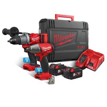 Milwaukee M18 ONEPP2B2-502X ONE-KEY FUEL (ONEPD2, ONEIWF12) - Vsegrad