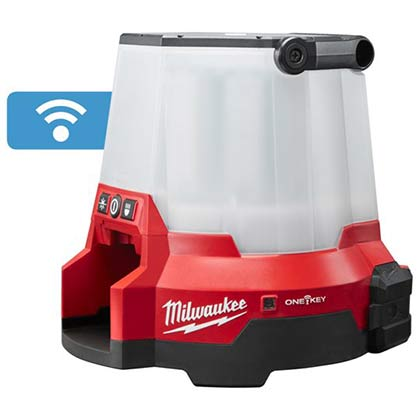 Milwaukee M18 ONESLSP-0 Prostorska LED ONE-KEY svetilka - Vsegrad