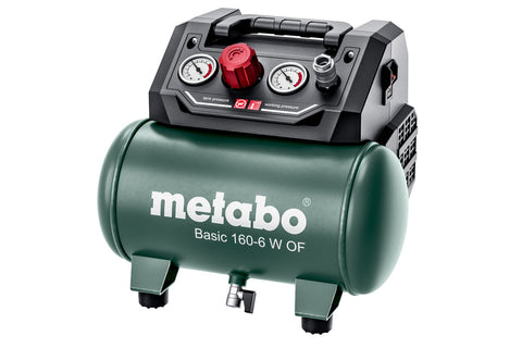 "METABO BASIC 160-6 W OF (601501000) KOMPRESOR ""BASIC"" - Vsegrad"