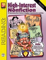 High-Interest Nonfiction Gr. 4-12, R.L. 3-4