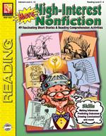 More High-Interest Nonfiction Gr. 4-12, R.L. 3-4
