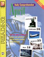 Daily Comprehension: April Gr. 5-12, R.L. 3-4