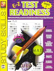 E-Z Test Readiness Gr. 2