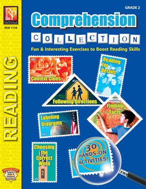 Comprehension Collection Gr. 2
