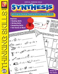 Critical Thinking Skills: Synthesis Gr. 2-6, R.L.3-4