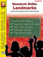 Copy of Research Skills: Landmarks Gr. 5-8